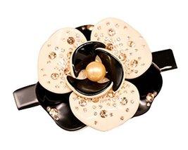 Beautiful Acrylic Hair Ornaments Hairpin Head Hair Clip Snap Clips Hair Pins
