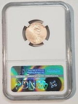 2017S NGC SP70 RD ENHANCED FINISH LINCOLN PENNY 225TH ANN LABEL Cent Coin image 2