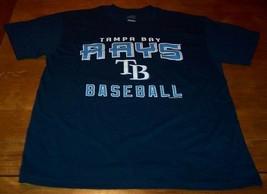 Tampa Bay Devil Rays Mlb Baseball T-Shirt Mens Large New - $19.80