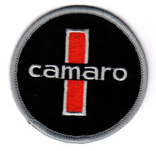 CAMARO EMBROIDERED IRON ON PATCH z 28 z/28 ss super sport 7.0L 327 350 3... - $4.94