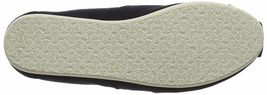 NEW TOMS Women's Classic Solid Black Canvas Slip On Flats Shoes NWOB image 7