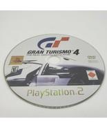 Gran Turismo 4: The Real Driving Simulator (PlayStation 2, 2004) PS2 Dis... - $8.91