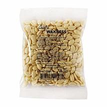 Wax Necessities Waxness White Tea Cream Hard Wax Small Bag 3.5 Ounces