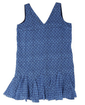 Lauren Ralph Lauren Women's Size 6 Chiffon Sleeveless Casual Blue Dress 2955-3 - $24.06