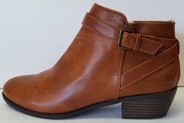 American Eagle  Women's Ankle Boots- Tan / Brown/  Cognac -#170405 -Size 9 USA - $50.00