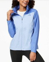 The North Face Resolve Plus Waterproof Jacket Stellar Blue Size XS NEW w... - $89.99