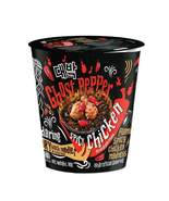 Instant Noodle 80g Ghost Pepper Spicy Chicken Cup Ramen EXPRESS SHIPPING... - $8.90