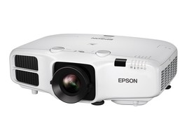 Epson Lcd Data Projector Xga 5500-LUMEN Hd Base T Powerlite 5510 V11H828020 3LCD - $1,722.59