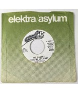 "The Hagers: Love My Life Away Promo 45 rpm 7"" Record Mono Stereo Elektra... - $19.59"