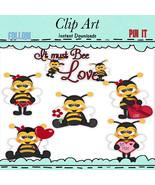 Bee Mine Clip Art - $1.35