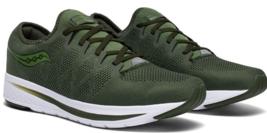 Saucony Versafoam Flame Size 9 M (D) EU 42.5 Men's Running Shoes Olive S... - €53,58 EUR