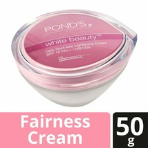 POND'S White Beauty Sun Protection SPF 15 PA++ Anti-Spot Fairness Cream,... - $10.88