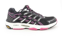 Abeo Sydney Athletic Sport Sneakers Black Berry Women's Size US 8 () 5829 - $75.00