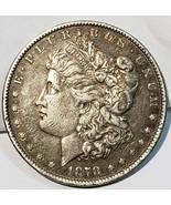 1878 7TF Rev 79 Morgan Dollar XF EF Extremely Fine 90% Silver $1 US Coin - $46.71