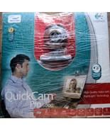 Logitech Quickcam Pro 5000 Webcam 1.3 Megapixel USB  - $27.99