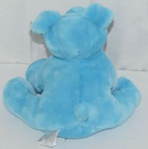 Fiesta Brand Comfies Collection A52862 Hot Colors Blue Plush Puppy Dog image 3