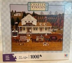 Charles Wysocki 1000 Piece Jigsaw Puzzle Game Storin' Up  Rompecabezas d... - $24.26