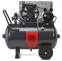 CP RCP-2024H 2Hp 24Gallon Horizontal 115/230V 1PH 1Stage Portable Air Co... - $985.05