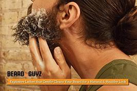 Best Mens Beard Wash - Made with Natural Oil and Extracts - No More Dry or Irrit image 4