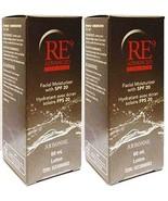 Arbonne RE9 Advanced Facial Moisturizer For Men SPF 20 (SET OF 2) - $29.99