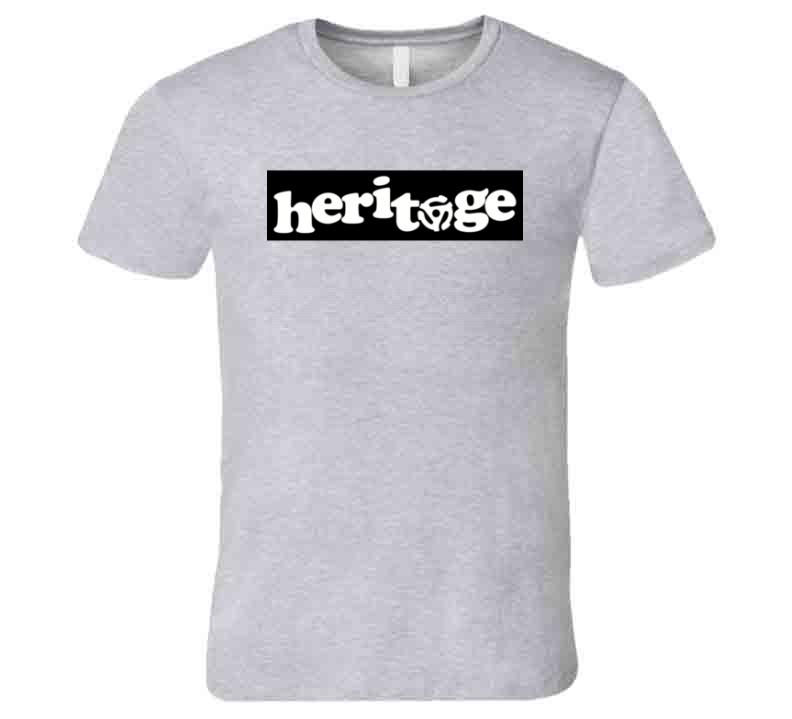 Heritage Signature - Men Tee T Shirt