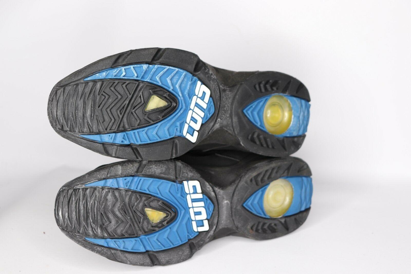 Vtg 90s Neu Converse Größe 10 Kevin Johnson Run n Slam Mid Cons React Schuhe