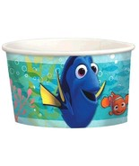 Finding Dory Birthday Party Paper Treat Cups 9.5 oz 8 Ct - $4.74
