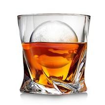 10 oz Crystal Scotch Whiskey Rocks Glass Bourbon Whisky Tumbler Cocktail... - $14.26