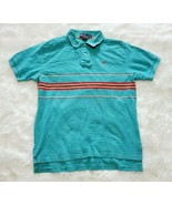 Polo Ralph Lauren Striped Polo Shirt - Size Large - $16.15