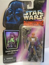 Star Wars 1996 Shadows of the Empire Dash Rendar Heavy Weapons Pack - $6.00
