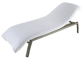 "Lounge Chair Cover 96""x46\"" Size.Fits Most Lounge Chairs Plush Terry Sh... - $54.44"