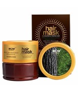 WOW Moroccan Argan Oil Hair Mask For Color-Treated Hair - Hydrating For Deep Con - $27.75