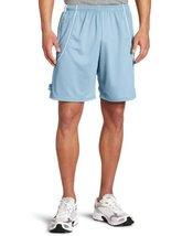 adidas Men's Squadra II Short, Argentina Blue/White, Large - $16.12