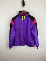 Vintage Roffe Skiwear Mens Jacket XL Purple  - $59.39
