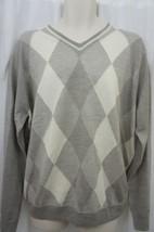 Tasso Elba Greg Norman Mens Sweater Sz L Italian Spun Yard Wool Blend Sw... - ₨1,994.99 INR