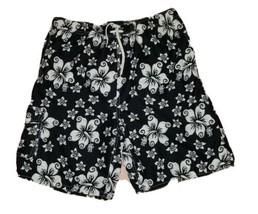 Men's Burnside Swim Trunks Shorts Built in Mesh Side pockets Draw String... - $17.82