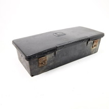 "Used John Deere AM103053 Toolbox  fits 345 w/ 54"" Deck - $17.99"