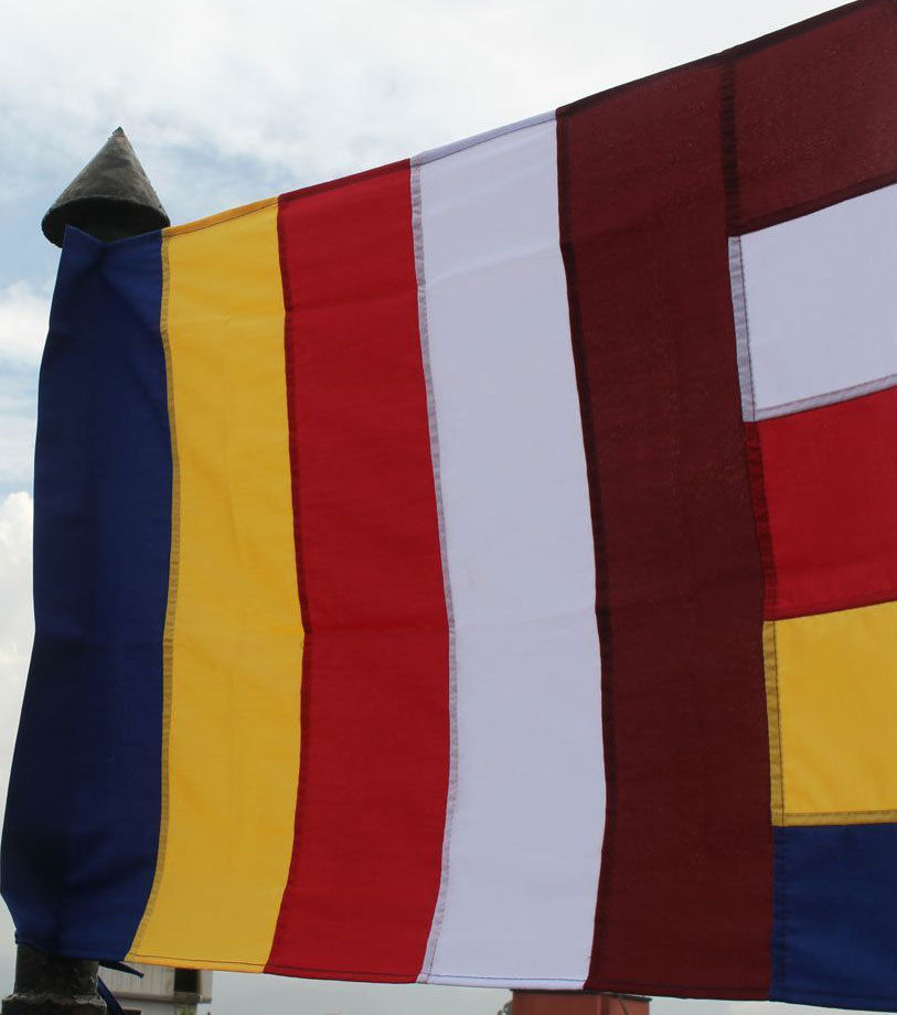 Universal Buddhist Tibetan Prayer Flag, Nepal