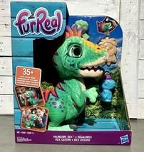 FurReal Rex Munchin'  Dinosaur Pet, 35+ sound and motion, Hasbro - NEW - $37.62
