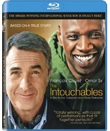The Intouchables [Blu-ray] - $12.12