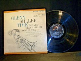 New Glenn Miller Orchestra - Miller Time AA-191755 Vintage Collectible 3 Albums image 6