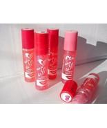 Roll On Lip Glitter Kissing Fruit Gloss Fragrance Favors #Cstm21 - $7.99
