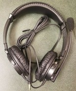 Kensington Headset K97601WW Hi-Fi Headphones with mic - Free Ship in USA - $21.55
