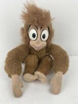 "Disney Mattel 11"" ABU Aladdin Pet Monkey Plush Stuffed Animal Toy 1992 V... - $19.79"