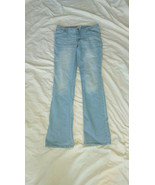 Wonder Nation Girls' Light Washed Jeans- Size 16 - $9.75