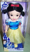 "Disney Collection Princess SNOW WHITE Doll 15""H New - $28.50"