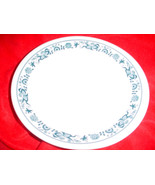 CORELLE OLD TOWN BLUE 8.5 INCH LUNCH/SALAD PLATES x4 NEW FREE USA SHIPPING - $46.74