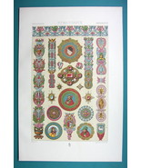 RENAISSANCE JEWELRY Italy from Hymn & Choir Books - COLOR Litho Print by... - $22.95