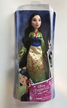 NEW Disney Princess MULAN 11.5 Inch Royal Shimmer Fashion Doll Hasbro - $14.03