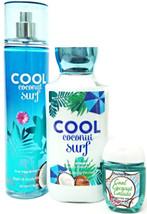 Bath and Body Works Cool Coconut Surf Body Lotion, Fine Mist,  Pocketbac - $27.23